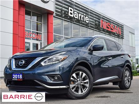 2018 Nissan Murano SL (Stk: P4819) in Barrie - Image 1 of 30
