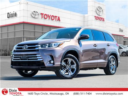 2017 Toyota Highlander Limited (Stk: D210298A) in Mississauga - Image 1 of 30
