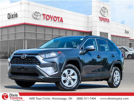 2019 Toyota RAV4 LE (Stk: D211040A) in Mississauga - Image 1 of 29
