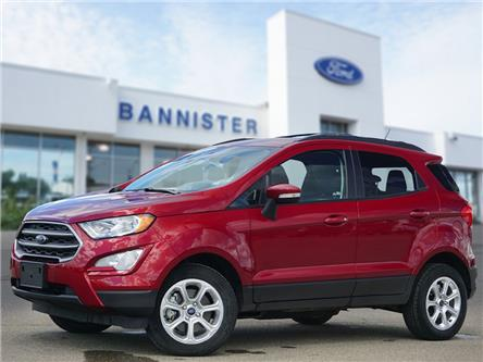2019 Ford EcoSport SE (Stk: S210188B) in Dawson Creek - Image 1 of 22
