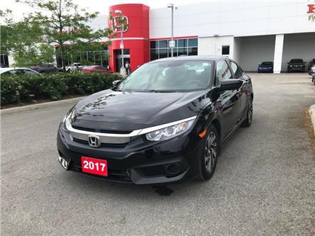 2017 Honda Civic EX (Stk: SS4229) in Ottawa - Image 1 of 18