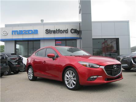 2018 Mazda Mazda3 GT (Stk: 21112A) in Stratford - Image 1 of 18