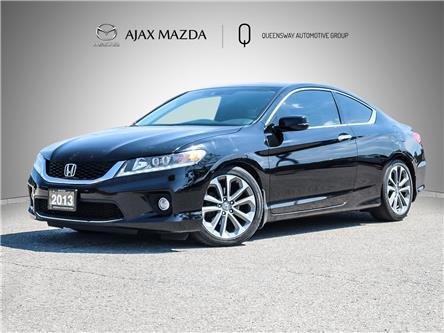 2013 Honda Accord EX-L-NAVI V6 (Stk: P5816) in Ajax - Image 1 of 23