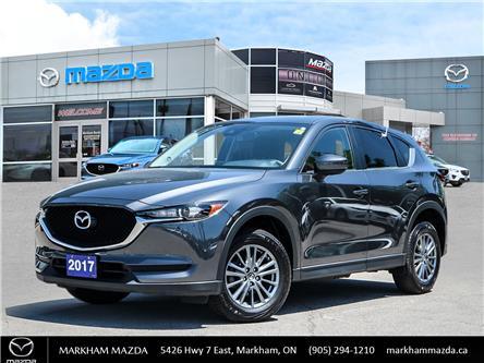 2017 Mazda CX-5 GS (Stk: P2082) in Markham - Image 1 of 30
