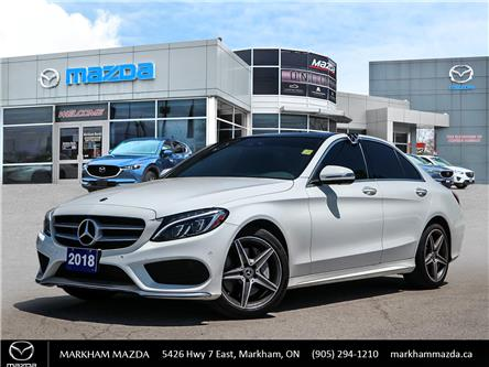 2018 Mercedes-Benz C-Class Base (Stk: P1908) in Markham - Image 1 of 29