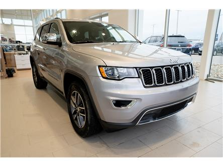 2017 Jeep Grand Cherokee Limited (Stk: F0379) in Saskatoon - Image 1 of 5