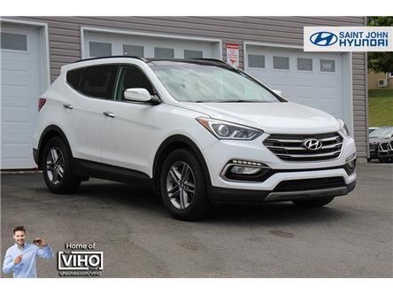 2017 Hyundai Santa Fe Sport 2.4 SE (Stk: U3200) in Saint John - Image 1 of 24