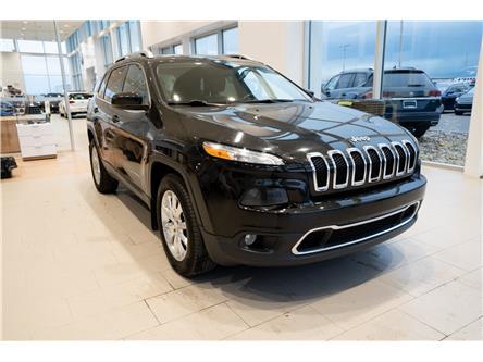 2016 Jeep Cherokee Limited (Stk: F0313) in Saskatoon - Image 1 of 5