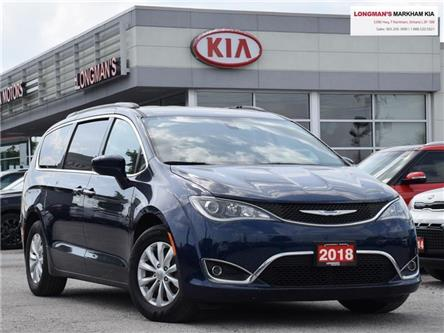 2018 Chrysler Pacifica Touring Plus (Stk: UC2483) in Markham - Image 1 of 26