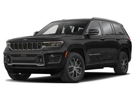 2021 Jeep Grand Cherokee L Overland (Stk: ) in London - Image 1 of 2