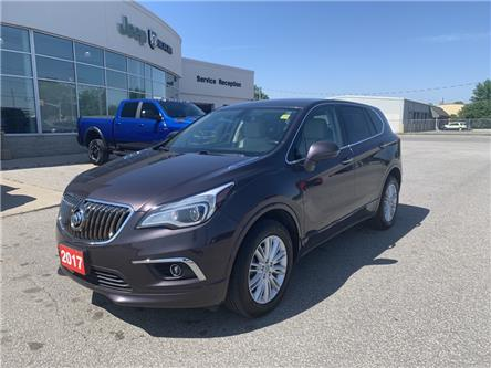 2017 Buick Envision Preferred (Stk: U04863) in Chatham - Image 1 of 22
