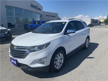 2018 Chevrolet Equinox Premier (Stk: U04859) in Chatham - Image 1 of 17
