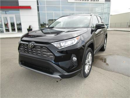2019 Toyota RAV4 Limited (Stk: 2191231) in Moose Jaw - Image 1 of 33