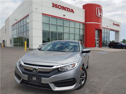 2017 Honda Civic LX (Stk: 21-209A) in Stouffville - Image 1 of 14