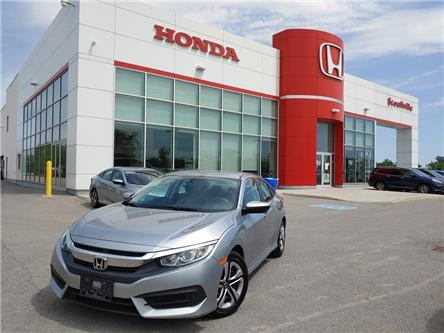 2018 Honda Civic LX (Stk: 21-048A) in Stouffville - Image 1 of 16
