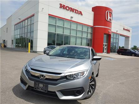 2017 Honda Civic EX (Stk: 21-120A) in Stouffville - Image 1 of 14