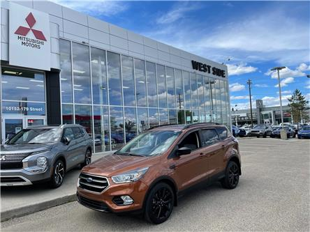 2017 Ford Escape SE (Stk: T20225A) in Edmonton - Image 1 of 24
