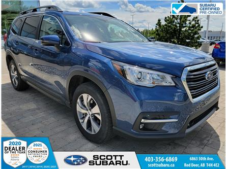 2020 Subaru Ascent Touring (Stk: SS0452) in Red Deer - Image 1 of 31