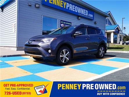 2018 Toyota RAV4 XLE (Stk: 40227A) in Mount Pearl - Image 1 of 16