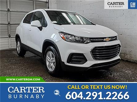 2021 Chevrolet Trax LS (Stk: T1-47630) in Burnaby - Image 1 of 11
