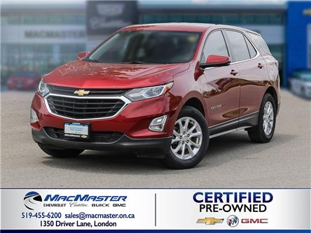 2018 Chevrolet Equinox 1LT (Stk: 210527A) in London - Image 1 of 10