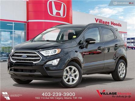 2020 Ford EcoSport SE (Stk: W7672) in Calgary - Image 1 of 25