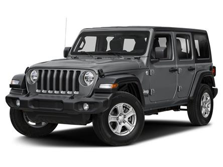 2018 Jeep Wrangler Unlimited Sport (Stk: M652363A) in Surrey - Image 1 of 9