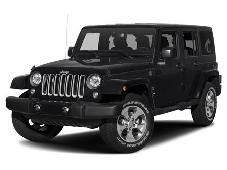 2017 Jeep Wrangler Unlimited Sahara (Stk: M684433A) in Surrey - Image 1 of 9