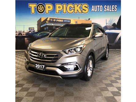 2017 Hyundai Santa Fe Sport SE (Stk: 455850) in NORTH BAY - Image 1 of 30
