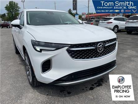 2021 Buick Envision Avenir (Stk: 210665) in Midland - Image 1 of 10