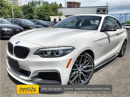 2019 BMW M240i xDrive (Stk: D13874) in Ottawa - Image 1 of 26