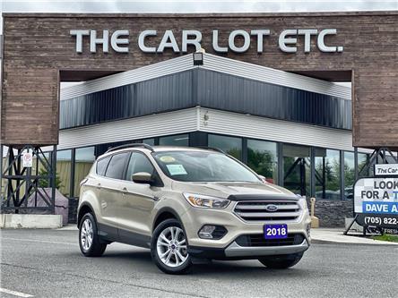 2018 Ford Escape SE (Stk: 21291) in Sudbury - Image 1 of 25