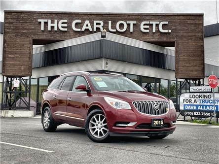 2015 Buick Enclave Leather (Stk: 21292) in Sudbury - Image 1 of 27