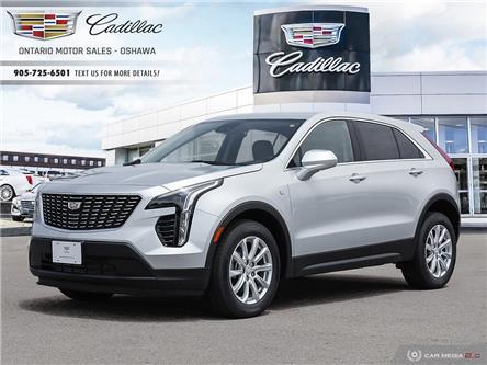 2021 Cadillac XT4 Luxury (Stk: T1071789) in Oshawa - Image 1 of 27