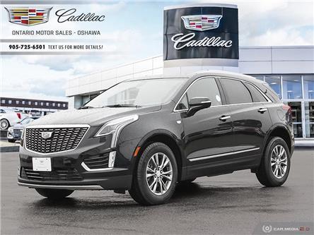 2021 Cadillac XT5 Premium Luxury (Stk: T1164294) in Oshawa - Image 1 of 28