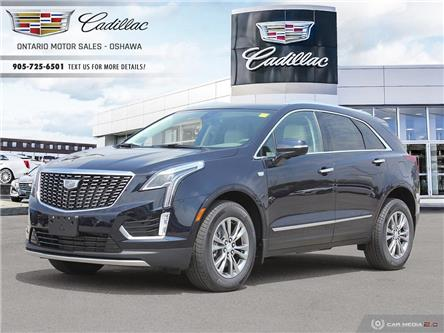 2021 Cadillac XT5 Premium Luxury (Stk: T1210206) in Oshawa - Image 1 of 28