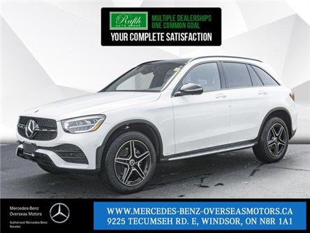 2021 Mercedes-Benz GLC 300 Base (Stk: M8061) in Windsor - Image 1 of 25
