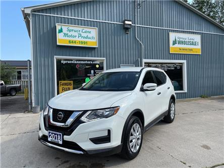 2018 Nissan Rogue S (Stk: 20415) in Belmont - Image 1 of 27