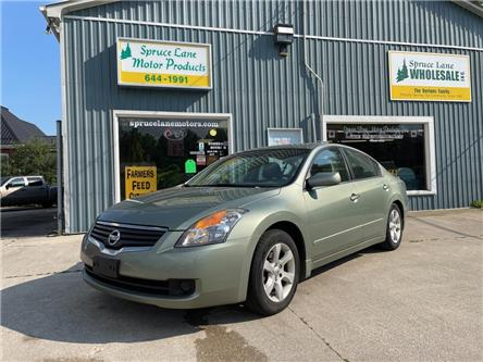 2008 Nissan Altima 2.5 S (Stk: 88711) in Belmont - Image 1 of 11