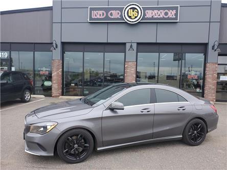 2017 Mercedes-Benz CLA 250 Base (Stk: UC4160'Z') in Thunder Bay - Image 1 of 15