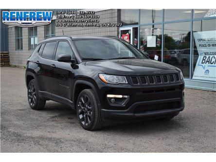 2021 Jeep Compass North (Stk: M031) in Renfrew - Image 1 of 30