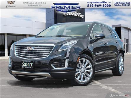 2017 Cadillac XT5 Platinum (Stk: P19845) in Windsor - Image 1 of 30