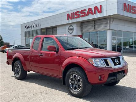 2018 Nissan Frontier PRO-4X (Stk: P2819) in Cambridge - Image 1 of 28