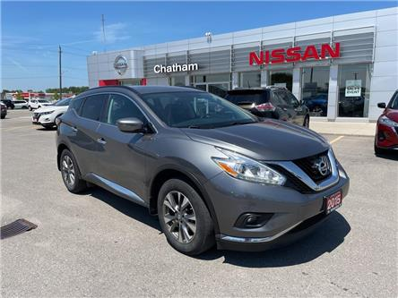 2016 Nissan Murano SV (Stk: 1N536A) in Chatham - Image 1 of 21