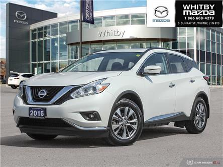 2016 Nissan Murano  (Stk: 210556A) in Whitby - Image 1 of 27