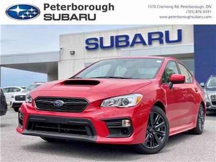 2021 Subaru WRX Base (Stk: S4672) in Peterborough - Image 1 of 30