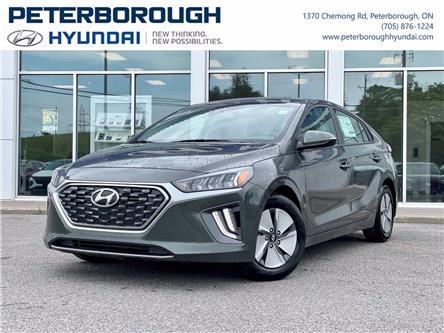 2021 Hyundai Ioniq Hybrid Preferred (Stk: H12987) in Peterborough - Image 1 of 30