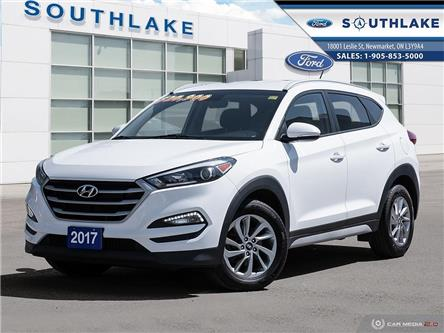 2017 Hyundai Tucson SE (Stk: P51742) in Newmarket - Image 1 of 27
