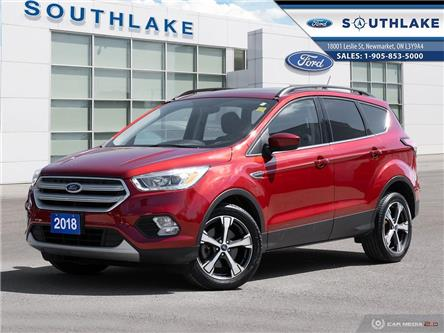 2018 Ford Escape SEL (Stk: P51750) in Newmarket - Image 1 of 27