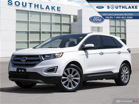 2018 Ford Edge Titanium (Stk: 33353A) in Newmarket - Image 1 of 27